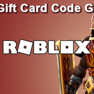 Roblox gift card game